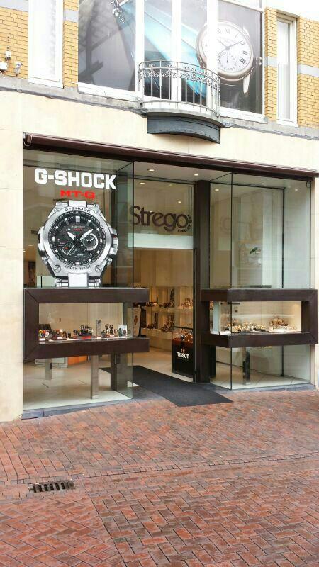 Casio horloges | Strego Hilversum