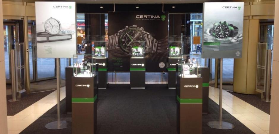 Certina | Swatch Group