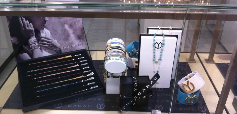 YC Jewels productpresentatie bij de V&D