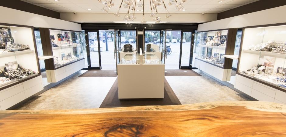 Interieur Juwelier Ibink   Heemskerk